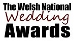 Welsh wedding awards 2017 and 2018 nominee